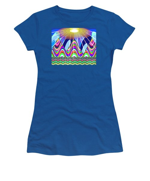 The End Of The Rainbow Women's T-Shirt