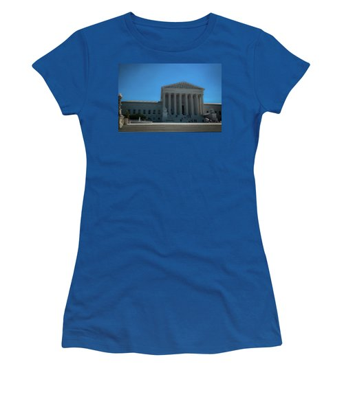 The Supreme Court Women's T-Shirt