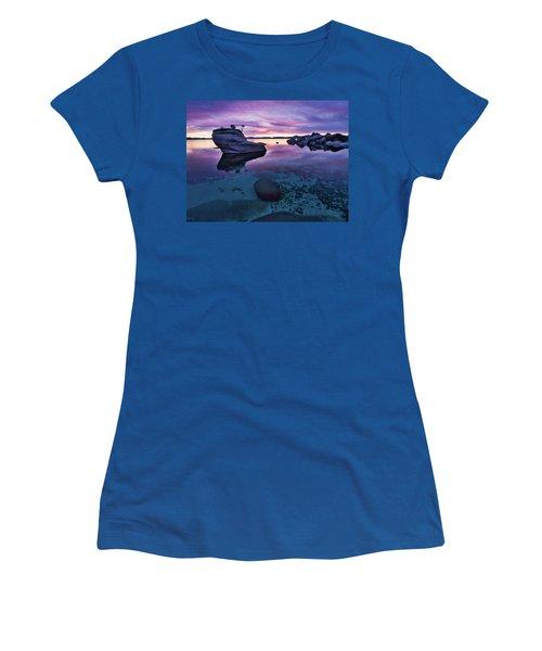 Transparent Sunset Women's T-Shirt