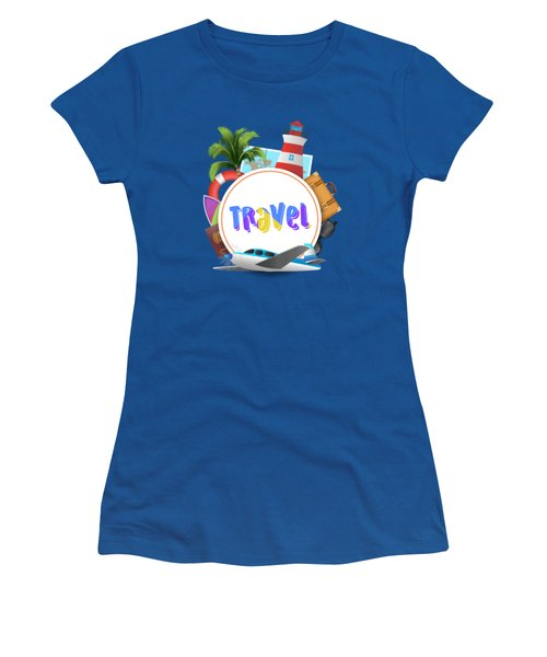 Travel World Women's T-Shirt