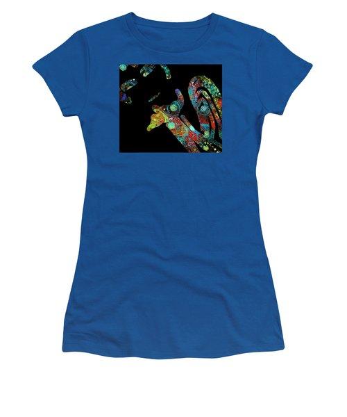 What's Left Behind Imprint Of The Spirit Women's T-Shirt