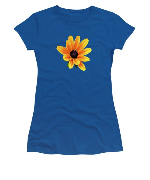 Yellow Flower Black Eyed Susan Women's T-Shirt