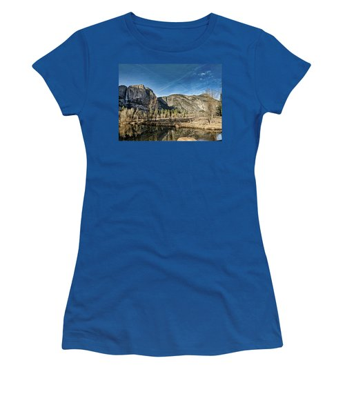 Yosemite Reflection Women's T-Shirt