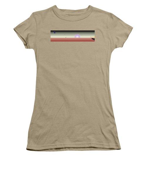 The Rising Women's T-Shirt (Junior Cut) by Tim Allen