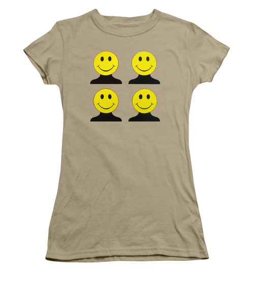 Andy Called It Acieed Remix Women's T-Shirt (Junior Cut) by Oliver Johnston