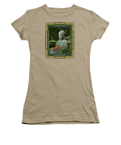Women's T-Shirt (Junior Cut) featuring the photograph At Rest by Bell And Todd
