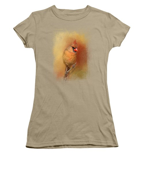 Backyard Jewel Women's T-Shirt (Junior Cut) by Jai Johnson