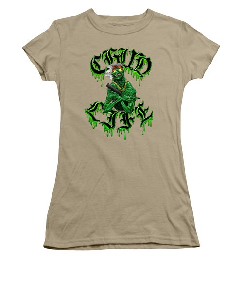 C.h.u.d. Life Women's T-Shirt (Junior Cut) by Kelsey Bigelow