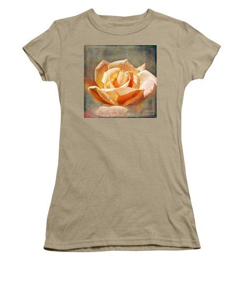 Dream Women's T-Shirt (Junior Cut) by Linda Lees