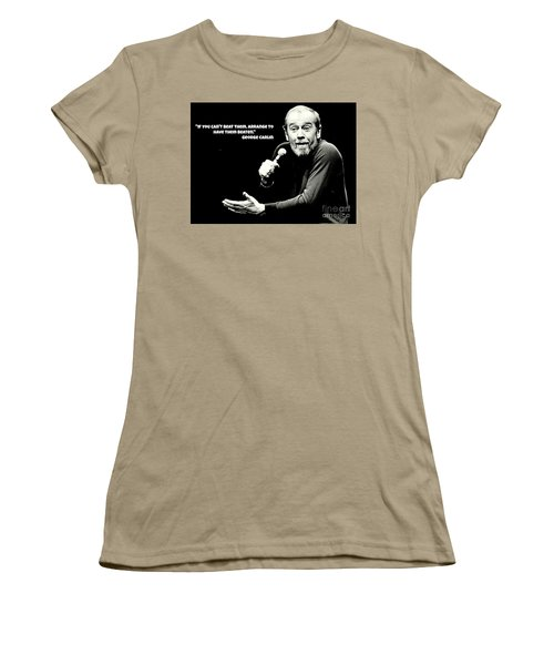 George Women's T-Shirt (Junior Cut) by Pd George