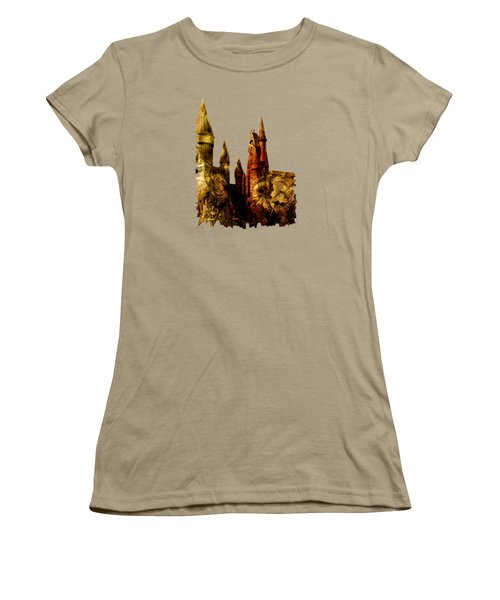 School Of Magic Women's T-Shirt (Junior Cut) by Anastasiya Malakhova