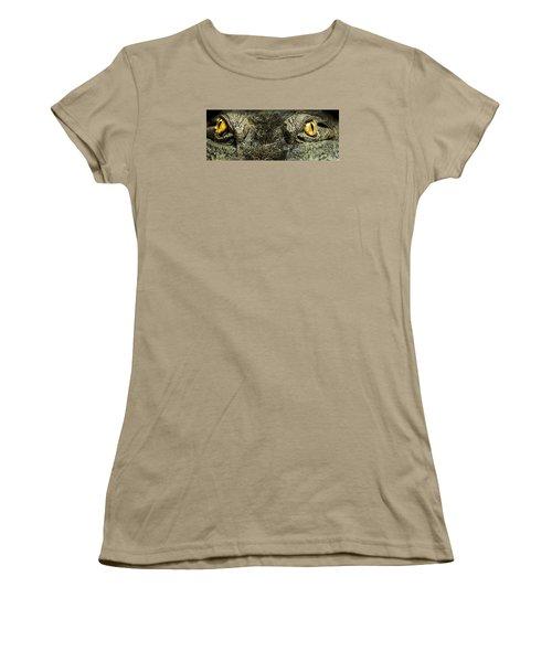 The Soul Searcher Women's T-Shirt (Junior Cut) by Paul Neville