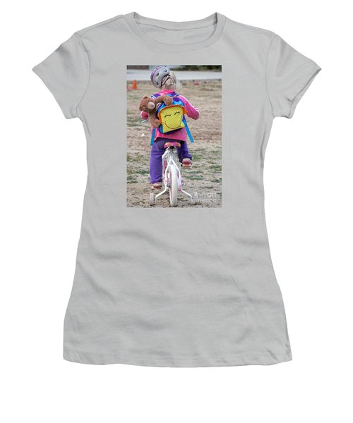 A Child's Adventure Women's T-Shirt (Athletic Fit)