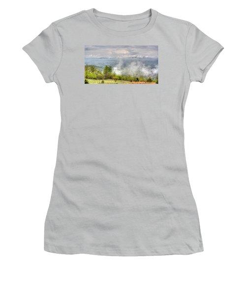 Dunlap Valley Women's T-Shirt (Athletic Fit)