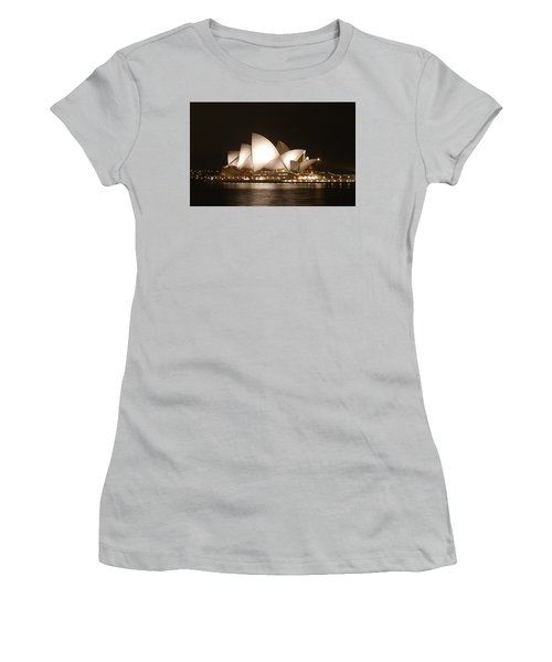 Night At The Opera Women's T-Shirt (Athletic Fit)