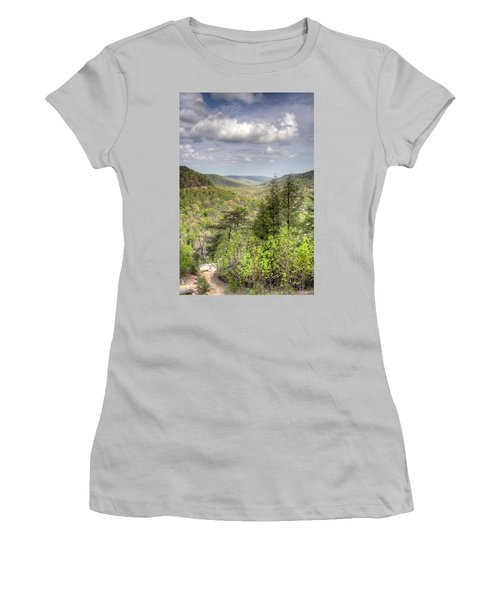 The Valley II Women's T-Shirt (Athletic Fit)