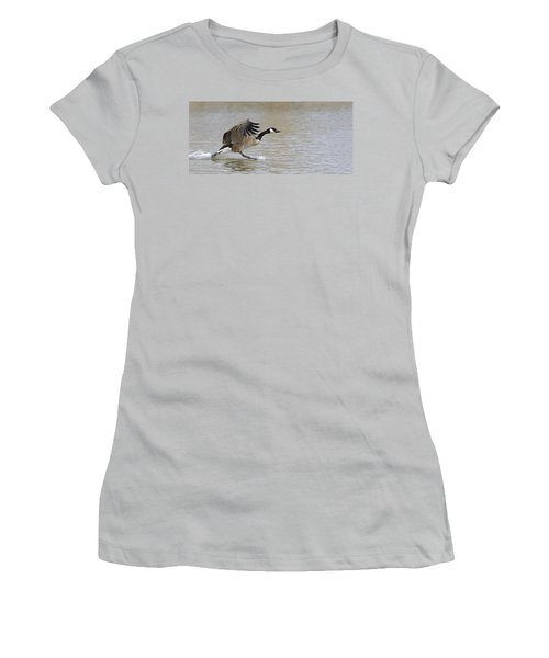 Canada Goose Women's T-Shirt (Athletic Fit)