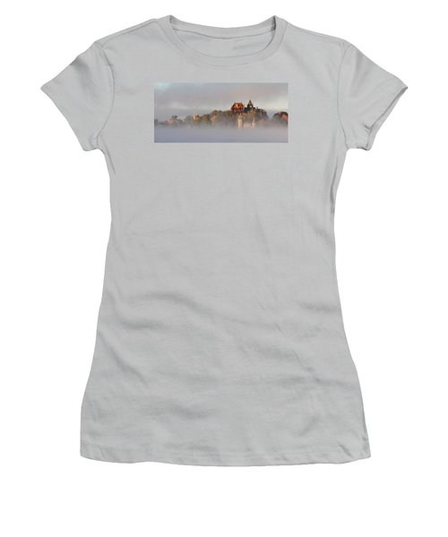 Morning Has Broken Women's T-Shirt (Junior Cut) by Lori Deiter