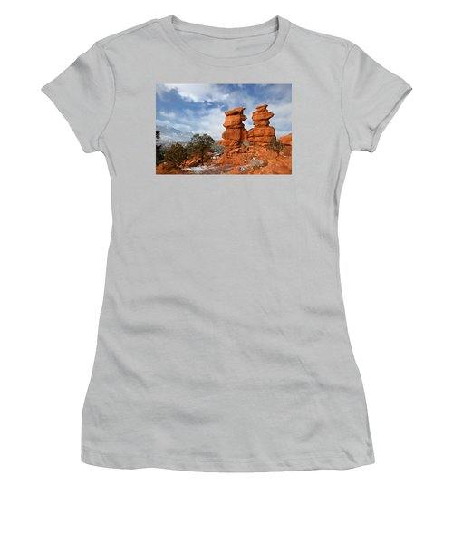 A December Morning Women's T-Shirt (Athletic Fit)