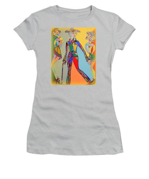 Men's Fantasy Women's T-Shirt (Junior Cut) by Marie Schwarzer