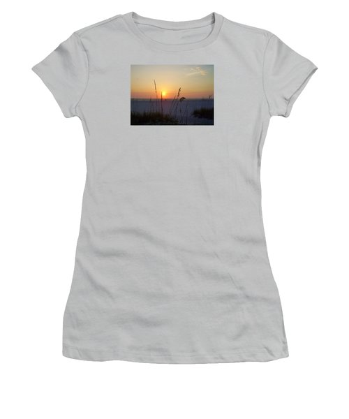 A Florida Sunset Women's T-Shirt (Athletic Fit)