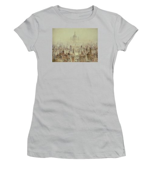 A Tribute To Sir Christopher Wren Women's T-Shirt (Athletic Fit)