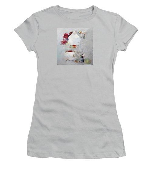 Abstract 2015 04 Women's T-Shirt (Junior Cut) by Becky Kim