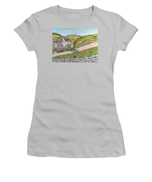 An Afternoon In June  Women's T-Shirt (Athletic Fit)