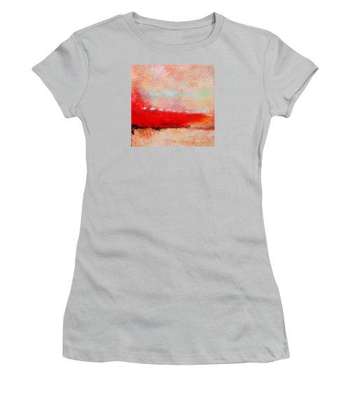 Ancient Dreams Women's T-Shirt (Junior Cut) by M Diane Bonaparte