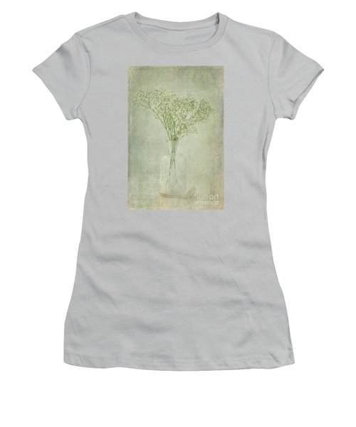 Baby's Breath Women's T-Shirt (Athletic Fit)