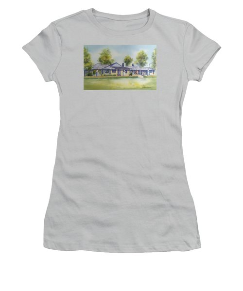 Back Of House Women's T-Shirt (Athletic Fit)