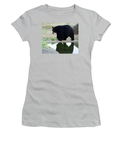 Bear 2 Women's T-Shirt (Athletic Fit)