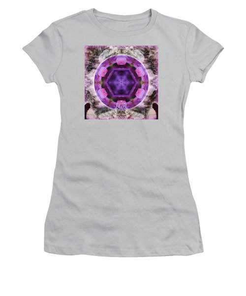 Blossoming Women's T-Shirt (Athletic Fit)