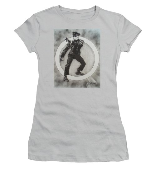 Bruce Lee Is Kato 3 Women's T-Shirt (Junior Cut) by Sean Connolly