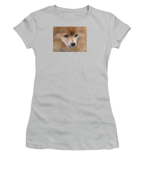 Buddy Women's T-Shirt (Junior Cut) by Ann Horn