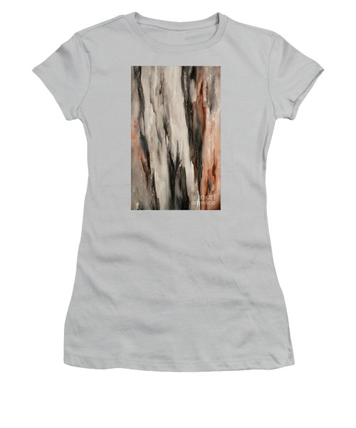 Color Harmony 21 Women's T-Shirt (Junior Cut) by Emerico Imre Toth