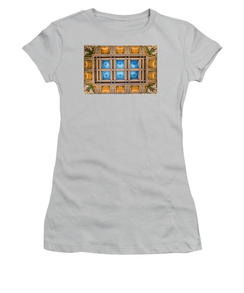 Congress Art Women's T-Shirt (Athletic Fit)