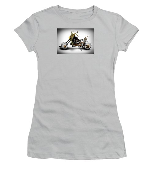 Custom Band II Women's T-Shirt (Athletic Fit)