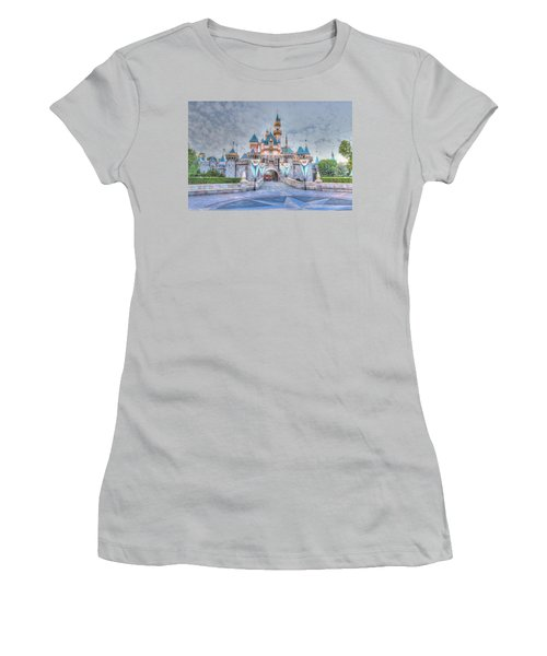 Disney Magic Women's T-Shirt (Athletic Fit)