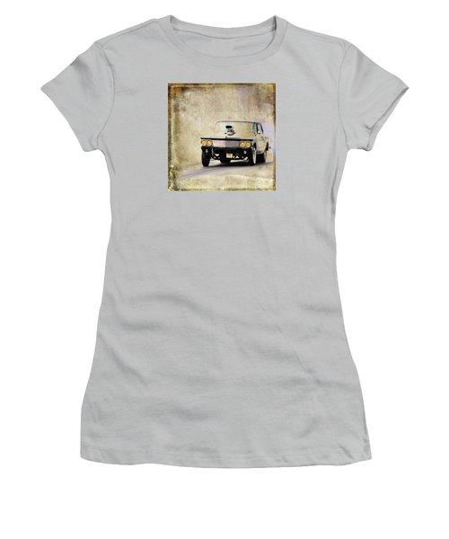 Drag Time Women's T-Shirt (Junior Cut) by Steve McKinzie