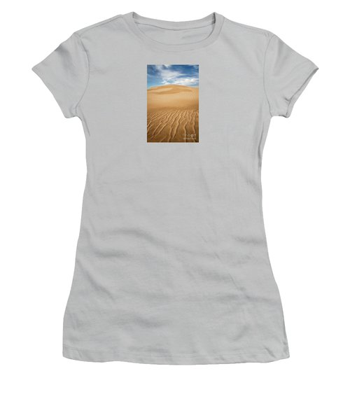 Eternity Women's T-Shirt (Junior Cut) by Alice Cahill