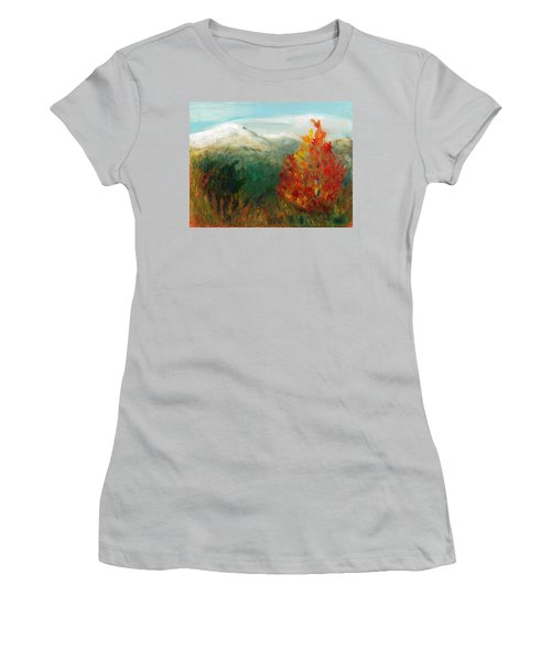 Fall Day Too Women's T-Shirt (Athletic Fit)