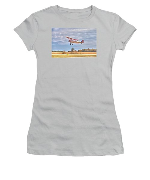Flying Circus Barnstormers Women's T-Shirt (Athletic Fit)