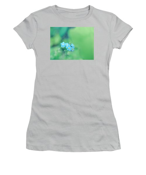 Froggy Women's T-Shirt (Athletic Fit)