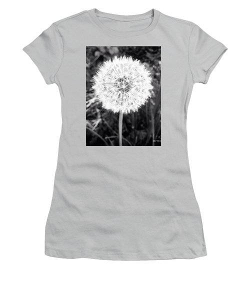 Women's T-Shirt (Junior Cut) featuring the photograph Geodesicate by Vanessa Palomino