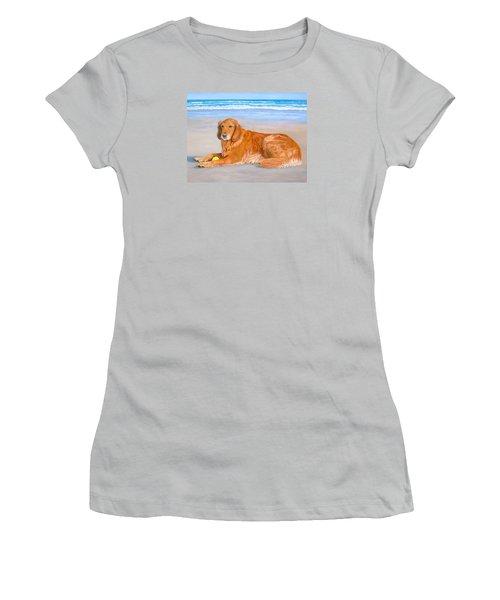 Golden Murphy Women's T-Shirt (Athletic Fit)