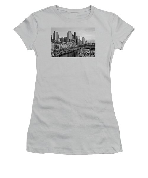 Gracefully Urban Women's T-Shirt (Athletic Fit)