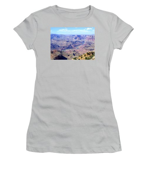 Women's T-Shirt (Athletic Fit) featuring the photograph Grand Canyon 64 by Will Borden