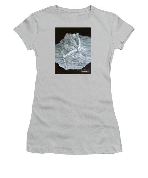 Greyish Revelation Women's T-Shirt (Athletic Fit)