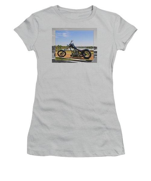 H-d_a Women's T-Shirt (Athletic Fit)